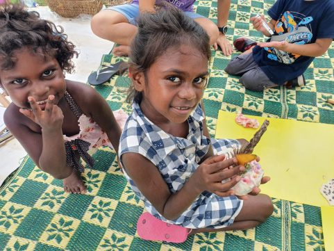 Childrens Ground Charity partner